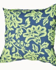 Blue Green Hawaii Indoor Outdoor Cushion Bungalow Living
