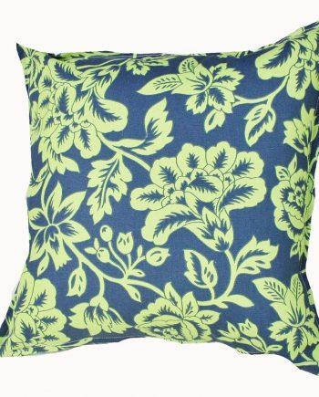 Blue Green Hawaii Indoor Outdoor Cushion Bungalow Living