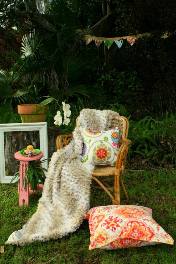 Alibaba Citrus Indoor Outdoor Cushion Bungalow Living