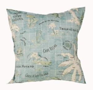 Bahamas Indoor Outdoor Cushion Bungalow Living