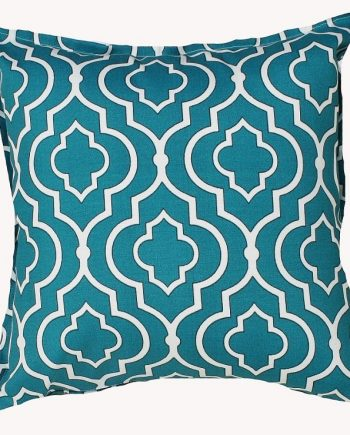 Aqua Tiles Indoor Outdoor Cushion Bungalow Living