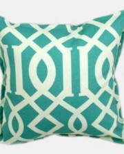 Green Arch Indoor Outdoor Cushion Bungalow Living