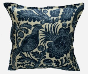 Blue Pheasant Indoor Outdoor Cushion Bungalow Living