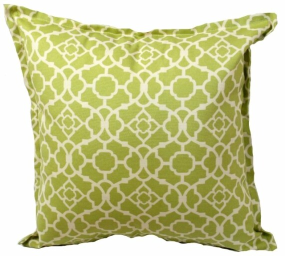 Citrine Lattice Indoor Outdoor Cushion Bungalow Living