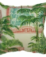 Palm Island Indoor Outdoor Cushion Bungalow Living