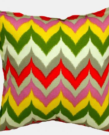 Carousel Chevron Indoor Outdoor Cushion Bungalow Living