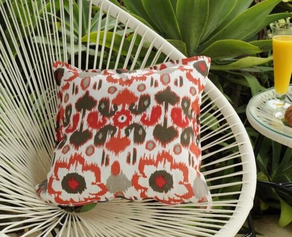 Earth Garden Indoor Outdoor Cushion Bungalow Living
