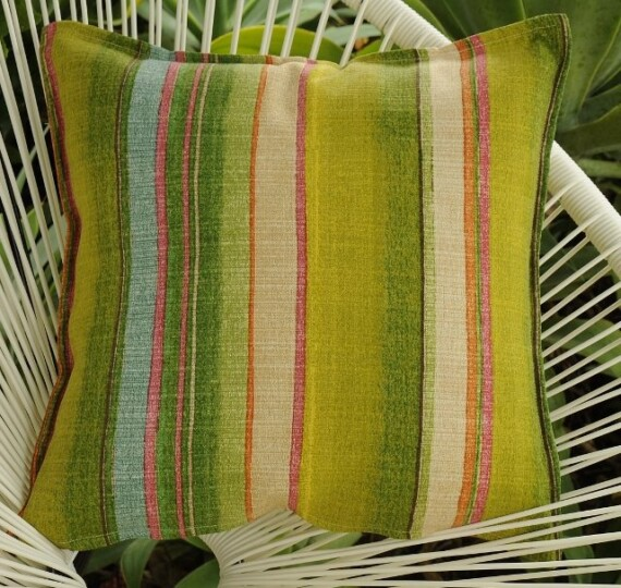 Tropical Punch Outdoor Indoor Cushion Bungalow Living