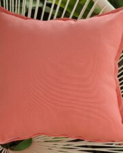 Pink Indoor Outdoor Cushion Bungalow Living