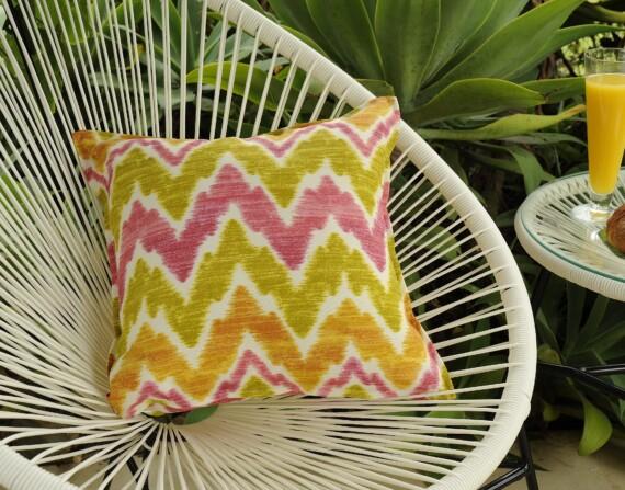 Desert Waves Indoor Outdoor Cushion Bungalow Living