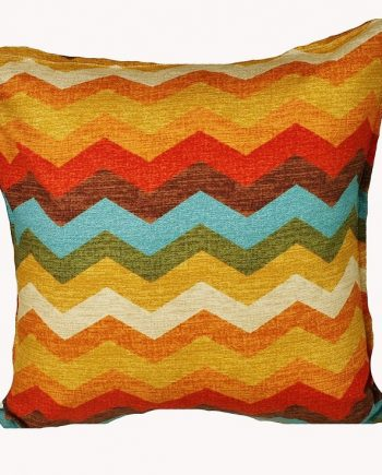 Navajo Chevron Indoor Cushion Bungalow Living