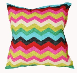 Panama Waves Indoor Cushion