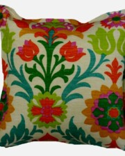 Santa Cruz Floral Indoor Outdoor Cushion Bungalow Living