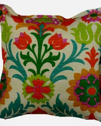 Santa Cruz Floral Indoor Outdoor Cushion Bungalow Living