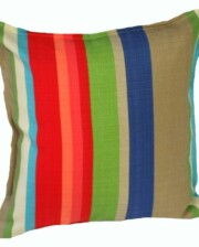 Park Bench Stripe Indoor Outdoor Cushion Bungalow Living