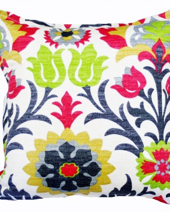 Santa Fe Floral Indoor Outdoor Cushion Bungalow Living