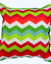 Santa Fe Chevron Indoor Outdoor Cushion Bungalow Living