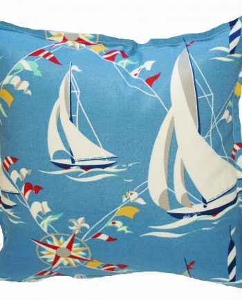 Yacht Race Outdoor Indoor Cushion Bungalow Living
