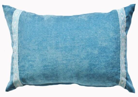 Blue Gypsy Velvet Lumber