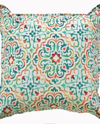 Gemstone Mosaic Outdoor Cushion