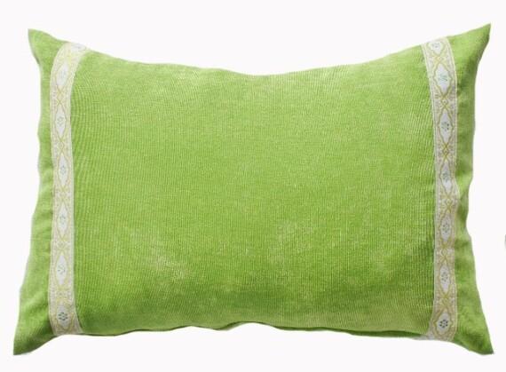 Green Gypsy Velvet Lumber