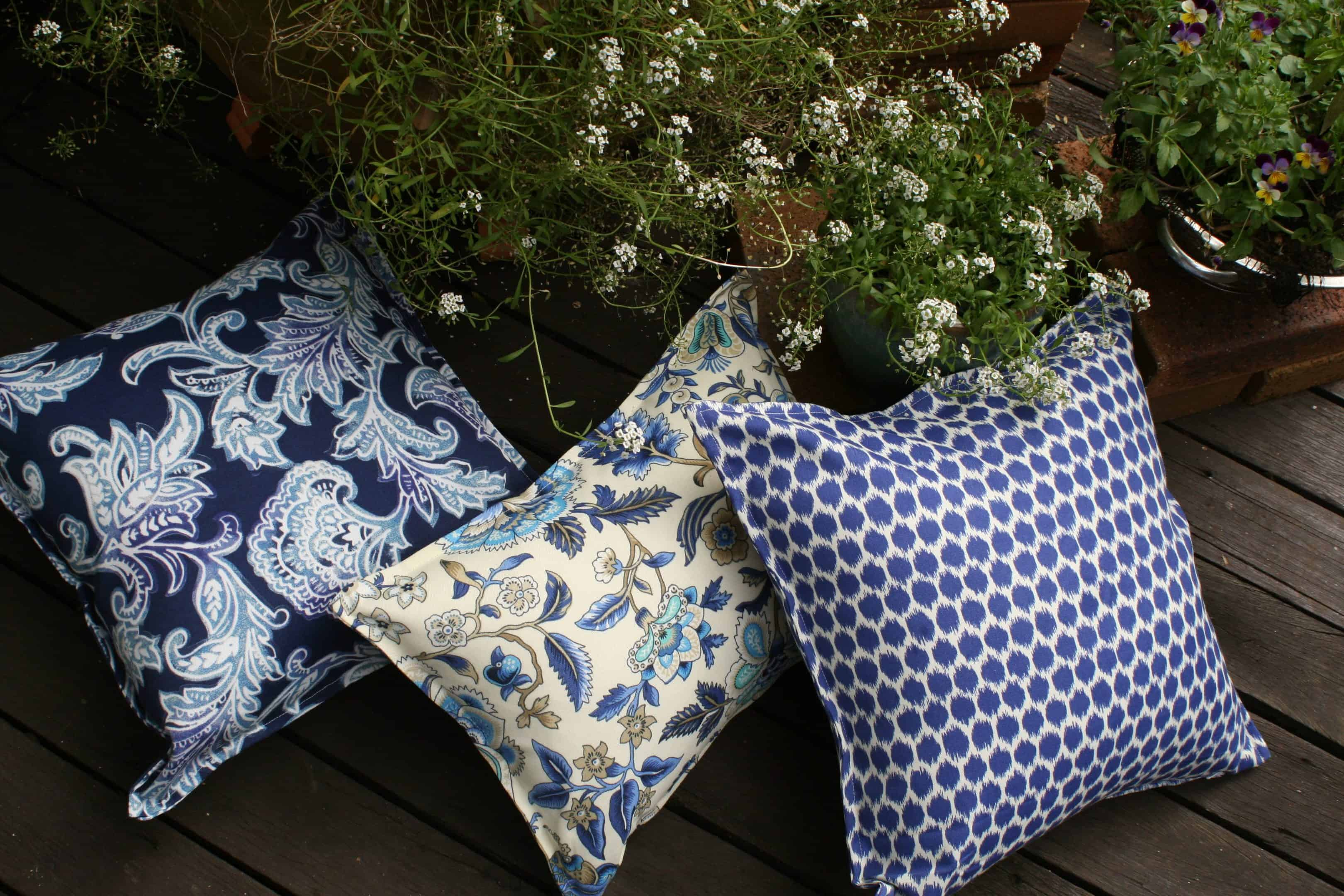 Outdoor Cushions Bungalow Living