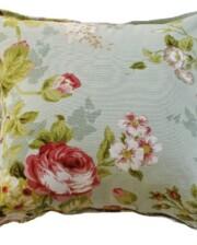 Vintage Floral Mineral Cushion