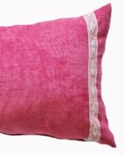 Pink Gypsy Velvet Lumber