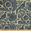 Bungalow Living Blue Pheasant Table Runner