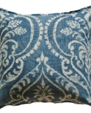 Blue Florentine Indoor Cushion Cover Bungalow Living