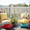 Oriental Garden Indoor Outdoor Cushion Bungalow Living