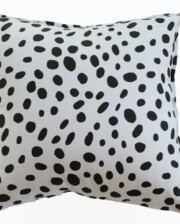 Dalmatian Spot Indoor Outdoor Cushion