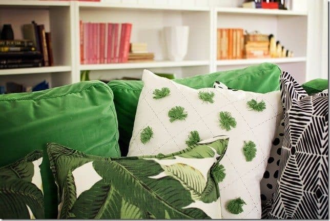 Indoor Cushions for Sale from Bungalow Living