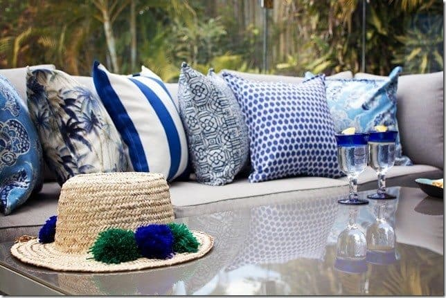 Outdoor Cushions for Sale from Bungalow Living