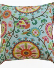 Suzani Floral Indoor Outdoor Cushion