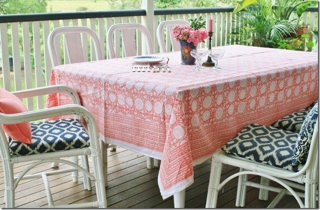 Tablecloths fir sale by Bungalow Living