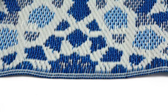 OMCHT1691MUBL_3Blue Mosaic Outdoor Rug