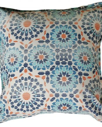 Riad Tile Indoor Outdoor Cushion