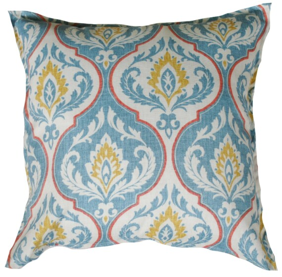 Spring in Provence Outdoor Indoor Cushion