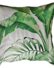 Tropical Plants Indoor Outdoor Cushion