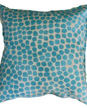 Aqua Spot Indoor Outdoor Cushion Cover