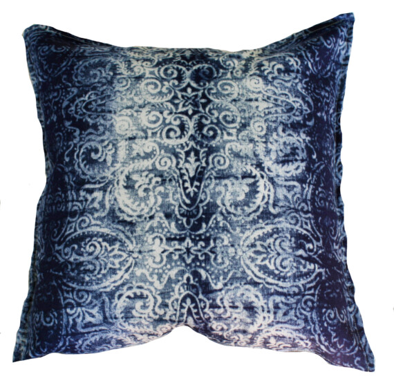 Casa Indigo Indoor Outdoor Cushion Bungalow Living
