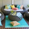 Bungalow Living Indoor Outdoor Cushions