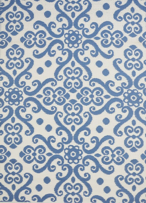 OMCHT2036WHALU_1_Florence Blue Outdoor Rug