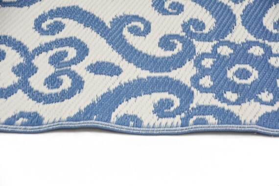 OMCHT2036WHALU_3_Florence Blue Outdoor Rug