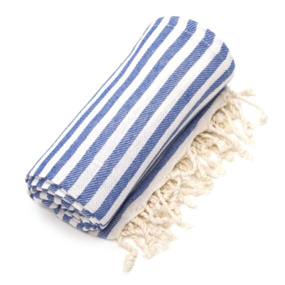 Authentic-Pestemal-Fouta-True-Blue-Turkish-Cotton-Bath-Beach-Towel-caa9f465-a48f-4b60-b14d-32dad3b99041
