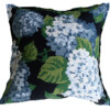 Hydrangea Blue 42 CM Indoor Cushion