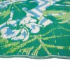Blue & Green Tropical Outdoor Mat 4