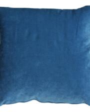 Blue Sapphire Velvet Indoor Cushion