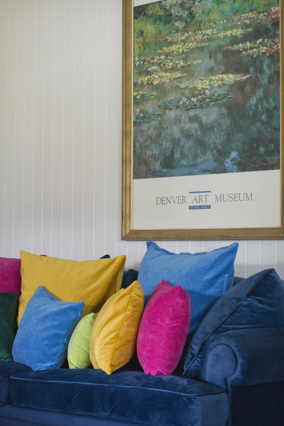 Bungalow Living Velvet Cushions 2019 Pic 6